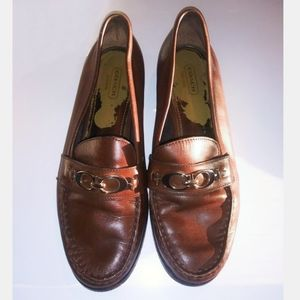 Coach Mahla Loafers Size 8.5